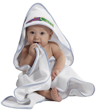 Hooded Baby Towel